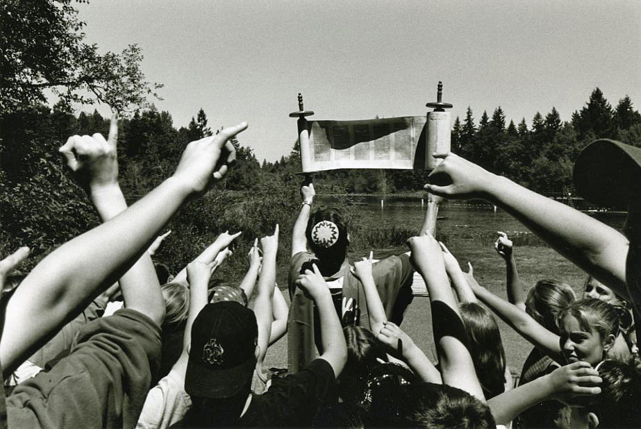 The Jewish Lens: Exploring Values and Community through Photography