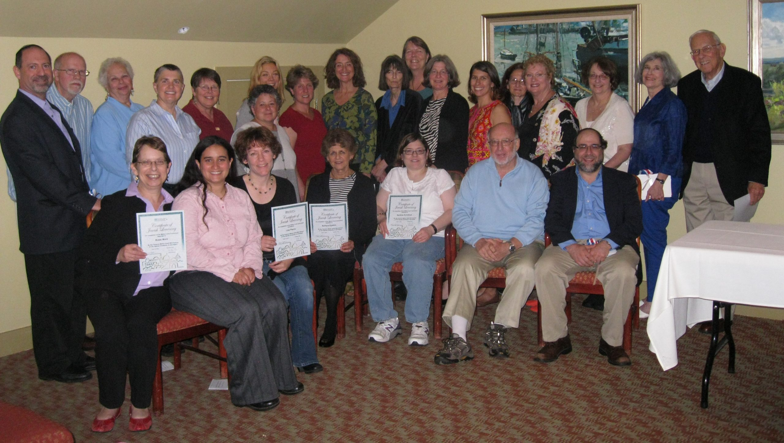 Adult Learning for Small Underserved Jewish Communities