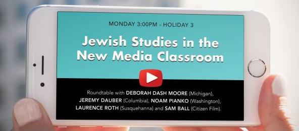 Digital Storytelling in Jewish Studies