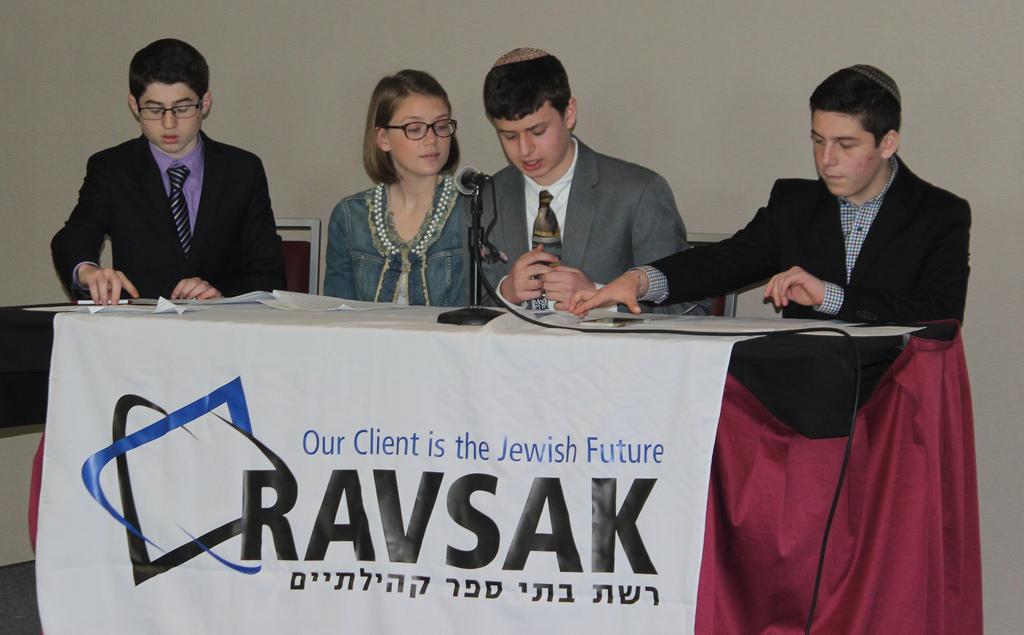 The RAVSAK Moot Beit Din