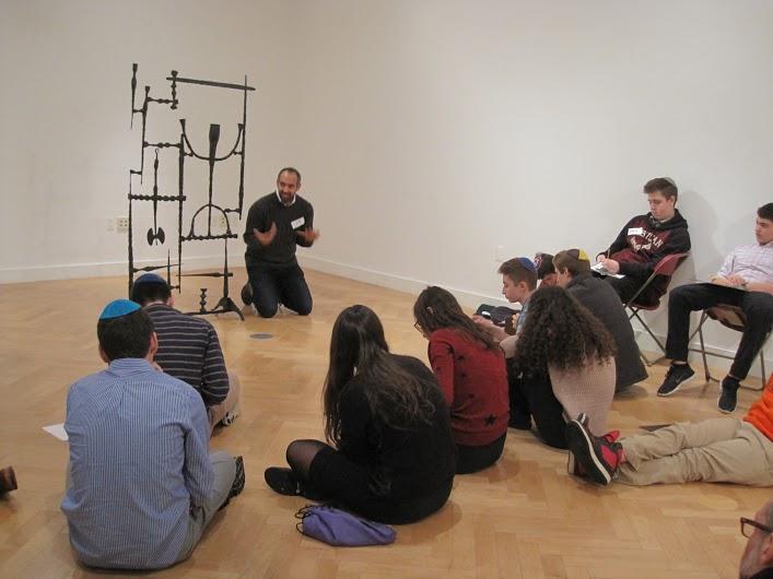 Re-Imagining Jewish Education through Art