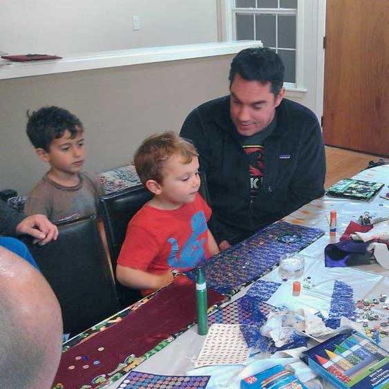 Shalom Discovery: A New Approach to Jewish Learning and Engagement for Young Children and Families