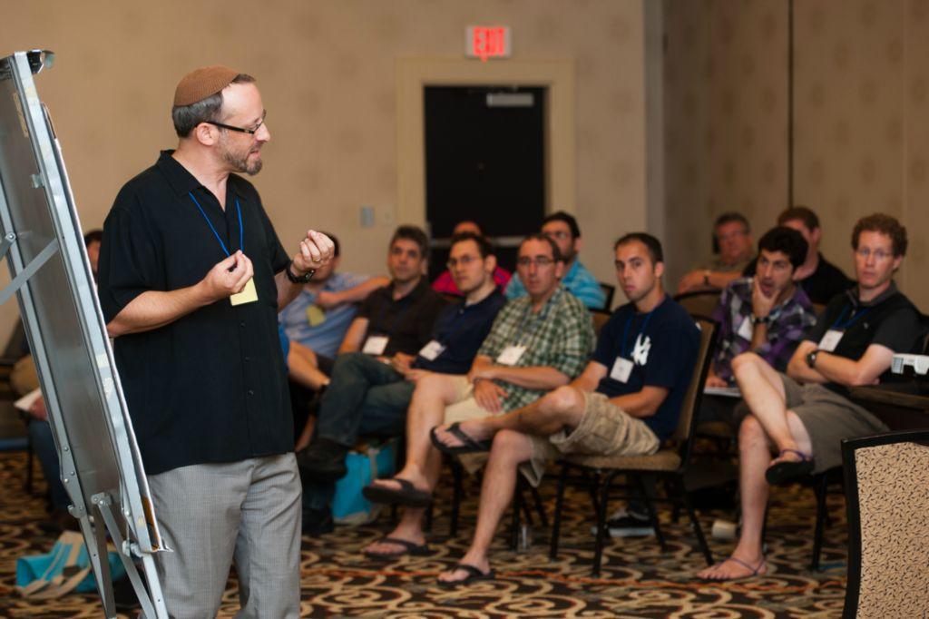 Shevet Achim Fellows: Training and Coaching Adult Men to Mentor Jewish Teen Boys