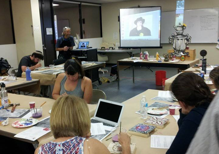 Coloring Outside the Lines: Creating New Roles for Artists in Jewish Education
