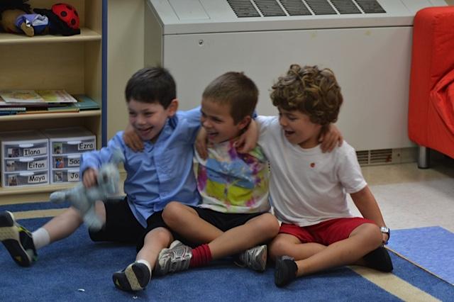 MoEd: A Jewish Afterschool Community