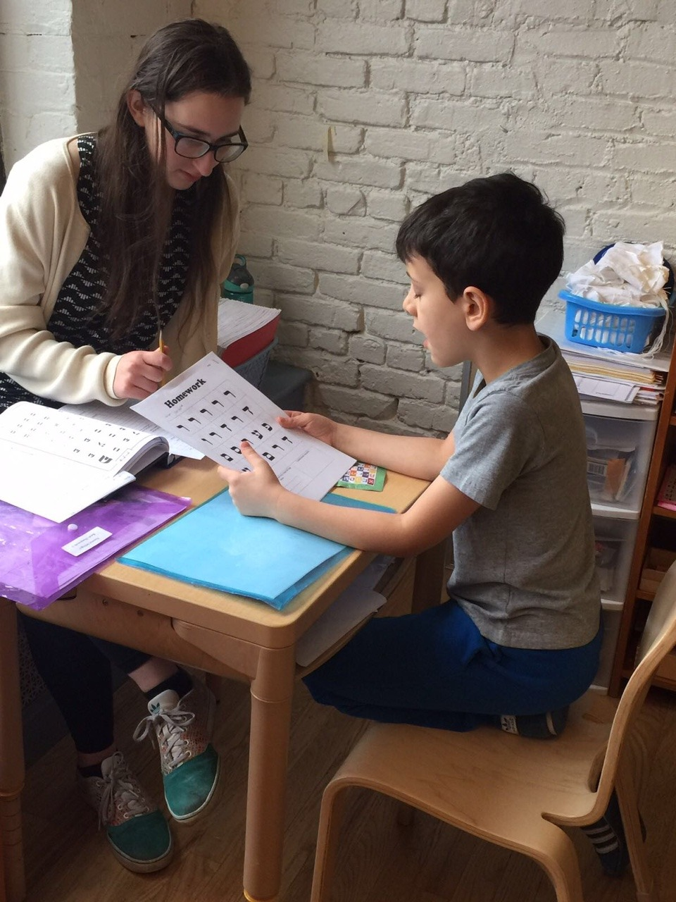 Who Can Be This Child's Friend? A Thriving Model of Inclusion at Luria Academy