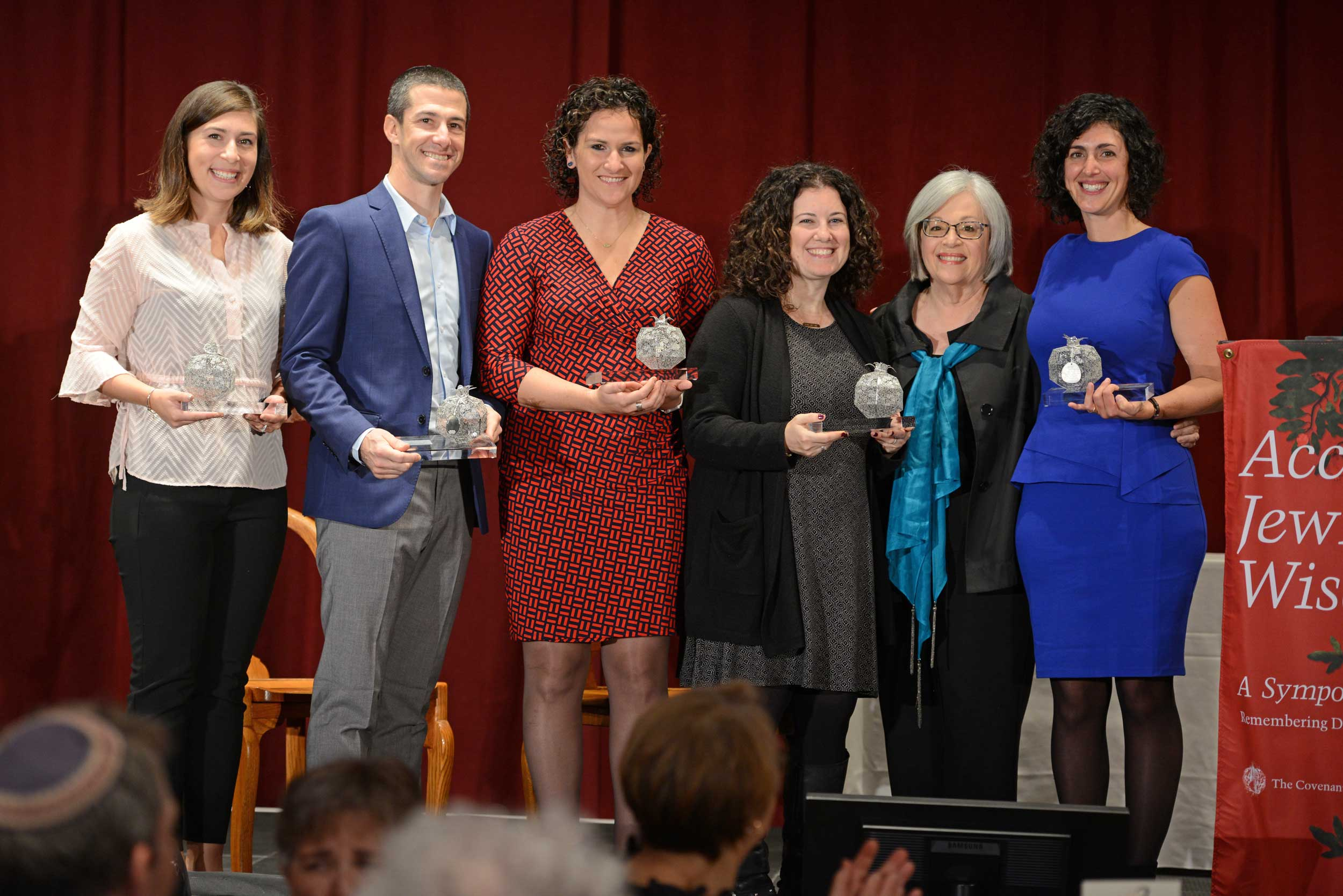 The 2018 Pomegranate Prize recipients