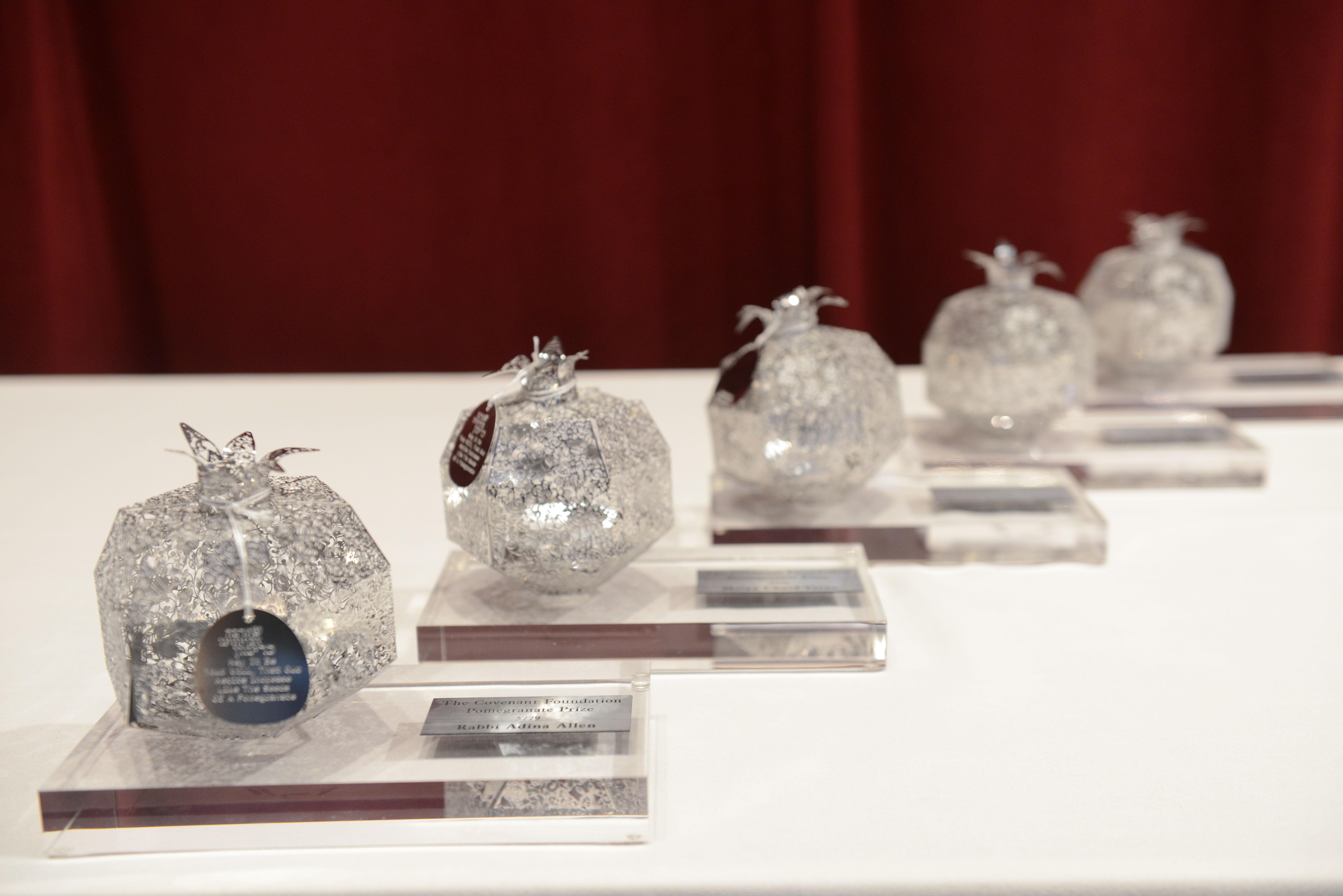 The Pomegranate Prize awards.
