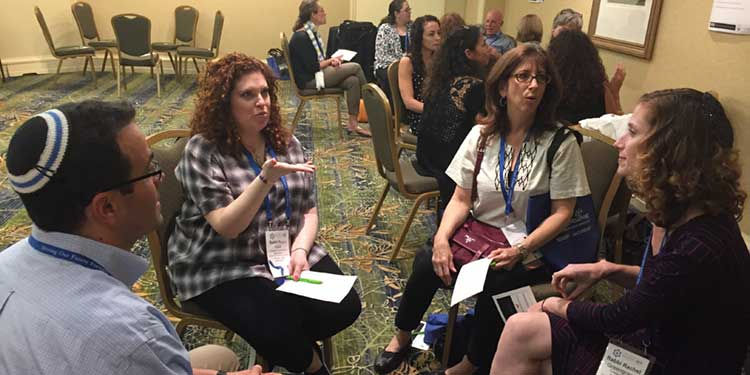 Stronger Together: How the Shinui Network Enhances the Experience of Jewish Educational Professionals