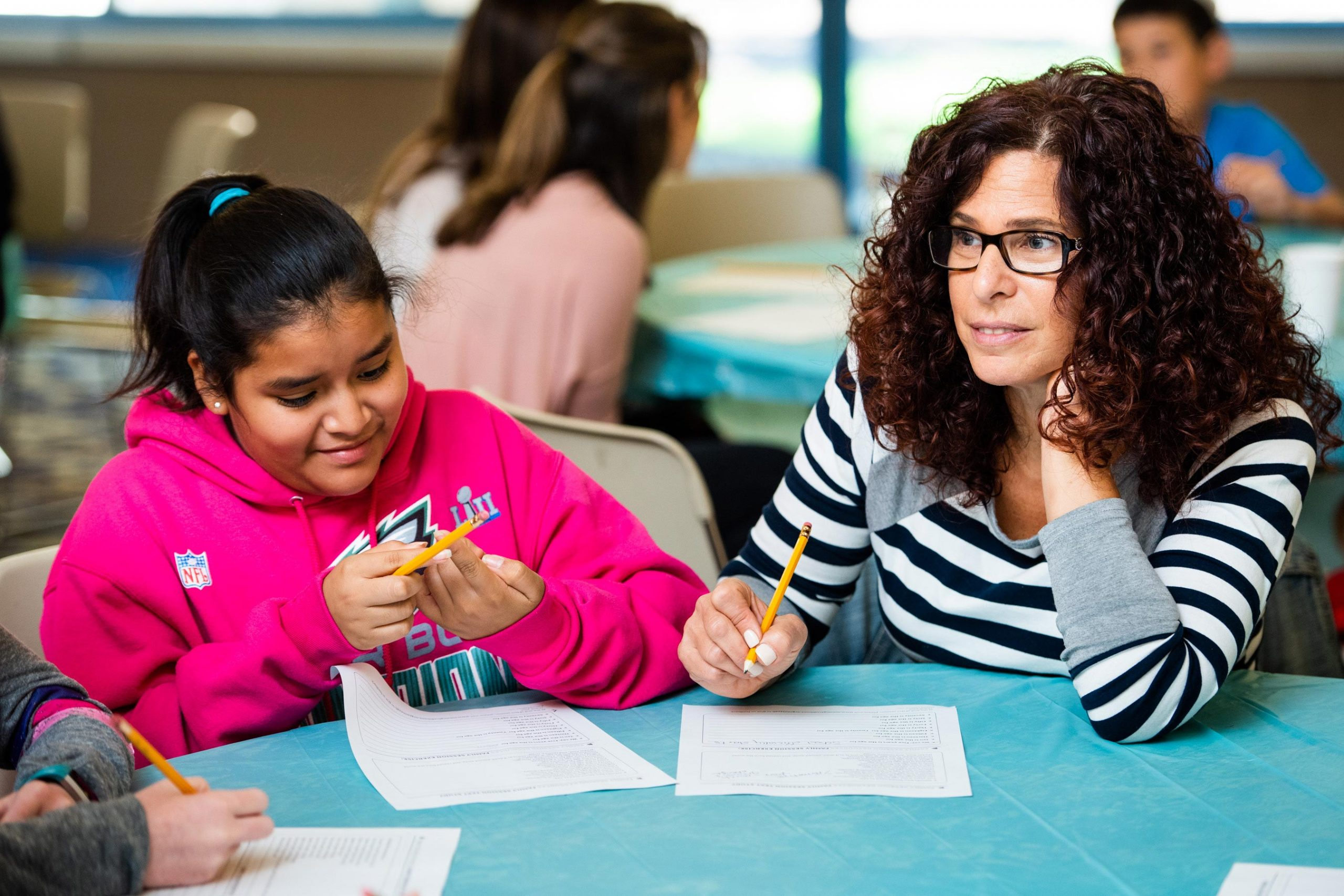 Moving Traditions' New National B'nai Mitzvah Program, for Families