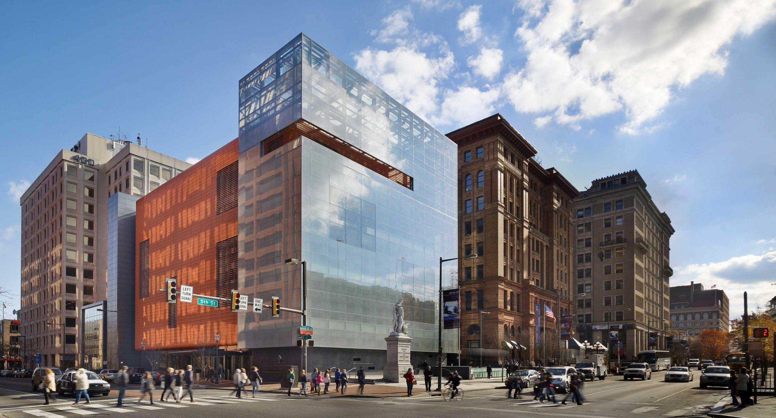 Teaching, Interpreting, and Inspiring Dialogue about the American Jewish Experience, at the National Museum of American Jewish History
