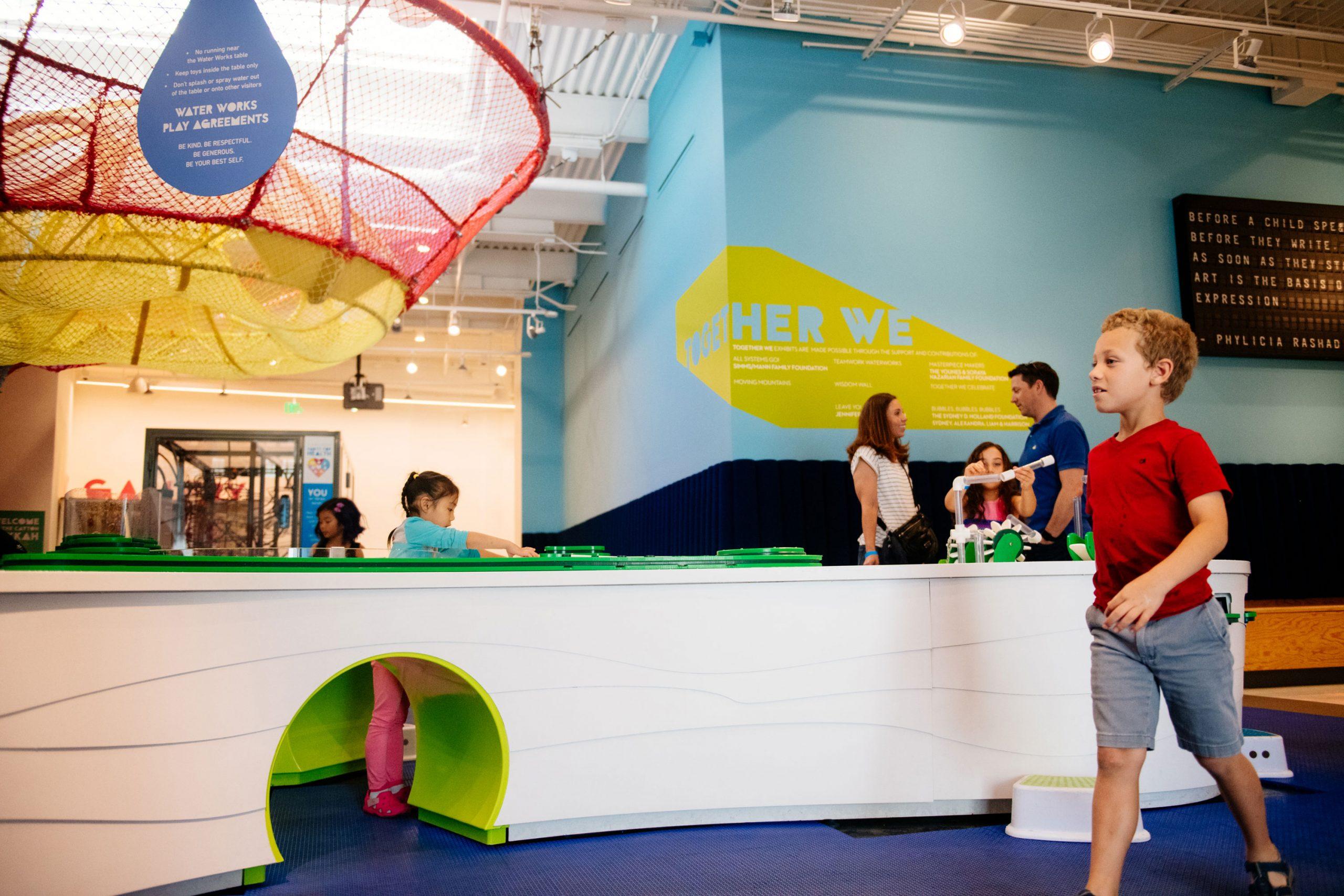 The Cayton Children's Museum: A Photo Essay