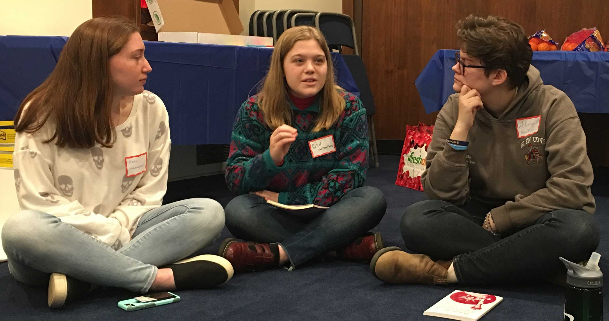 All of Our Voices: Moving Traditions' Kol Koleinu Teen Feminist Fellowship