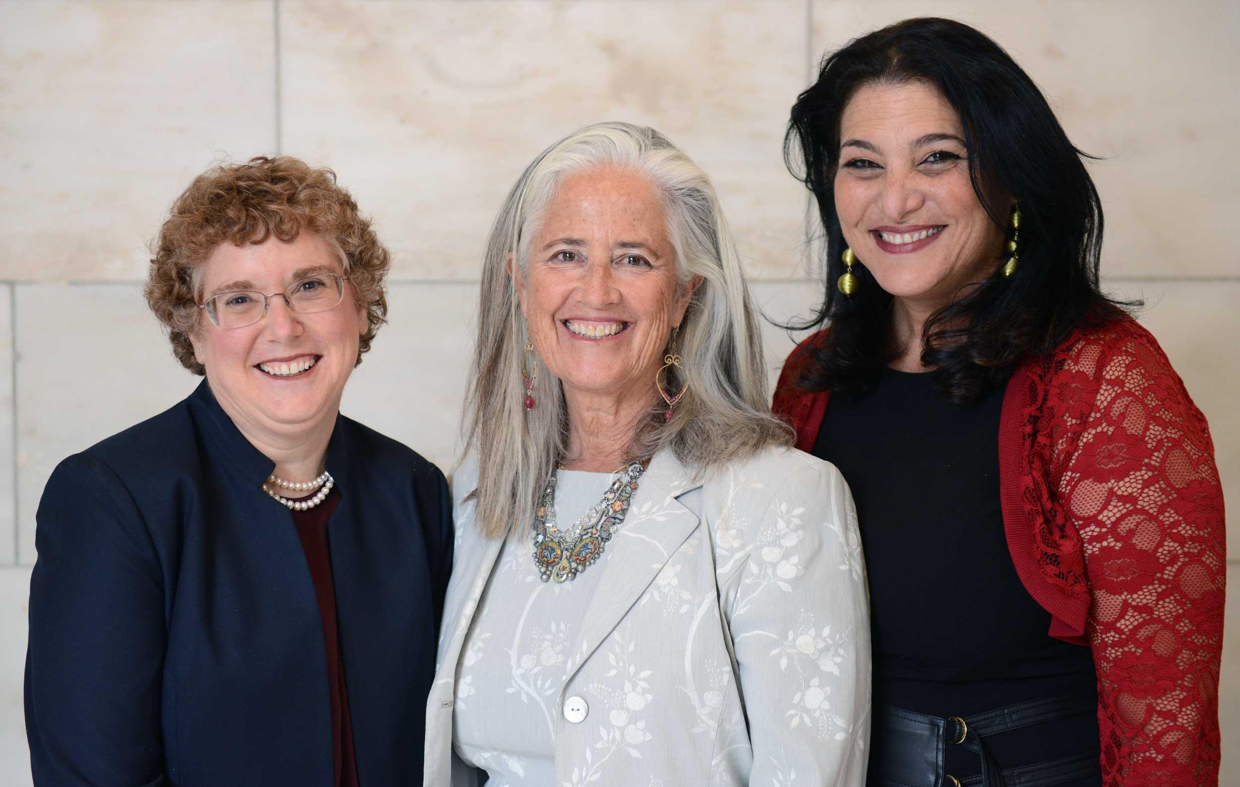 Naomi Ackerman, Deborah Newbrun and Dr. Susie Tanchel Receive the 2018 Covenant Award at Annual Ceremony in New York
