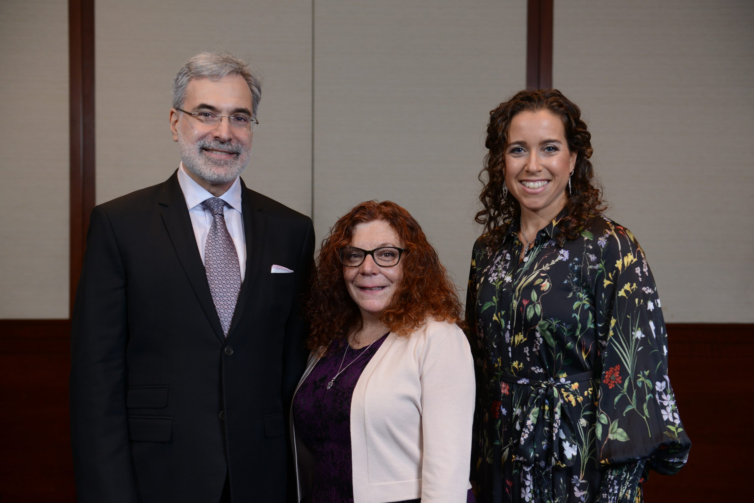Dr. Gregory Beiles, Sally Grazi-Shatzkes and Risa Strauss Receive the 2019 Covenant Award at Annual Ceremony in New York