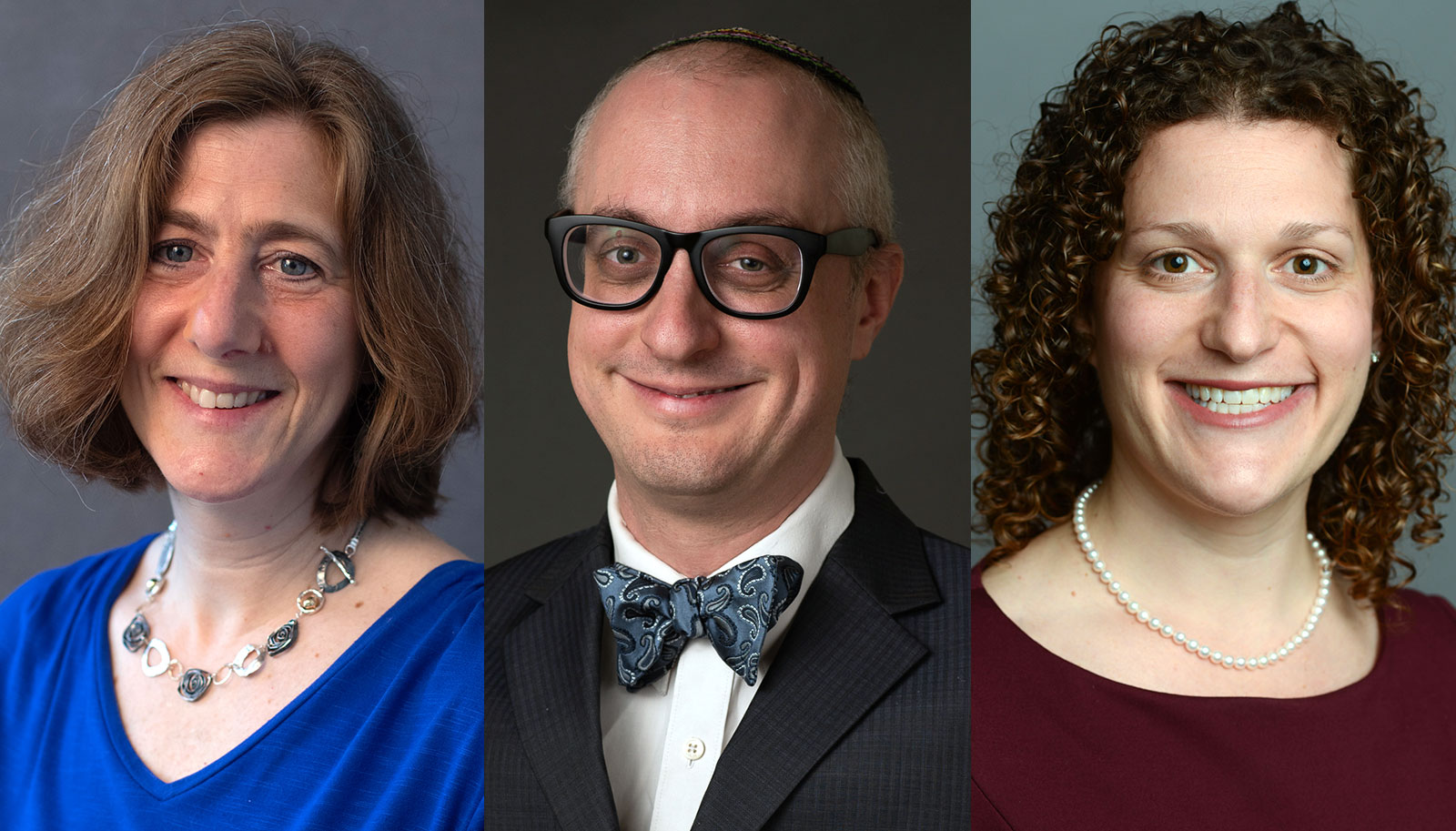 Maxine Segal Handelman, Russel M. Neiss, and Amanda Pogany Receive the 2020 Covenant Award at Virtual Celebration on Sunday